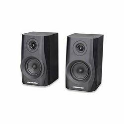 MANHATTAN 2900BT Hi-Fi Speaker System,  2-way Bluetooth Hi-Fi, 2x 3W, Black