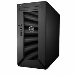 Dell PowerEdge T20 E3-1225v3/4GB-1600/1TB SATA/Non-TPM/3yNBD