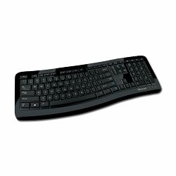Input Devices - Keyboard MICROSOFT Comfort Curve Keyboard 3000 USB, Multimedia Function, Black, Retail, 1-pk, English