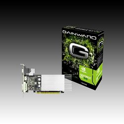 GAINWARD Video Card GeForce GT 610 DDR3 1GB/64bit, 810MHz/535MHz, PCI-E 2.0 x16,HDMI,DVI, VGA Heatsink, Retail