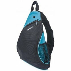 Dashpack, Lightweight, Sling-style Carrier for Most Tablets and Ultrabooks up to 12, Black/Blue