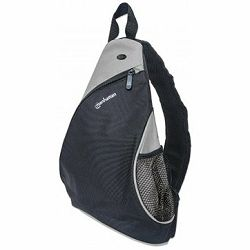 Dashpack, Lightweight, Sling-style Carrier for Most Tablets and Ultrabooks up to 12, Black/Light Gray