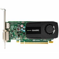 VC NVIDIA Quadro  K420 (ATX Bracket) 1GB DDR3/128-bit, DVI-I (1), DP 1.2 (1)/Single Slot