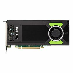 NVIDIA Video Card Quadro  M4000, 8 GB GDDR5, 256-bit, 4x DP 1.2