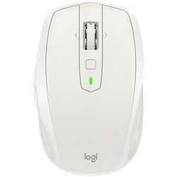 LOGITECH Bluetooth Mouse MX Anywhere 2S - EMEA - LIGHT GRAY