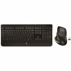 LOGITECH Wireless Performance Combo MX800 - INTNL - Croatian layout