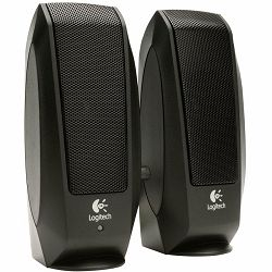LOGITECH Audio System 2.0 S120 - Business EMEA - BLACK
