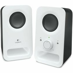 LOGITECH z150 Multimedia Speakers - SNOW WHITE - 3.5 MM - EU