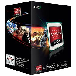 AMD CPU Trinity A8-Series X4 5500 (3.2GHz,4MB,65W,FM2) box, Radeon TM HD 7560D