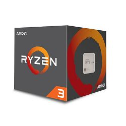 AMD Ryzen 3 1300X, 3,5GHz, 10MB, AM4