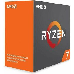 AMD Ryzen 7 1700, 3,7GHz, 20MB, AM4
