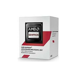 AMD Sempron X4 3850, 1.3GHz, 2MB, AM1, Radeon R3