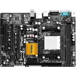 ASRock N68-GS4-FX, AM2/AM3+, D3