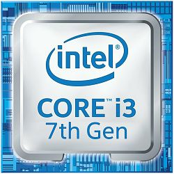 Intel CPU Desktop Core i3-7350K (4.2GHz, 4MB,LGA1151) box
