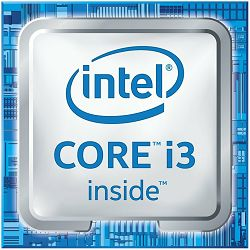 Intel CPU Desktop Core i3-8100 (3.6GHz, 6MB, LGA1151) box