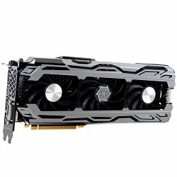 Inno3D Video Card GeForce GTX 1060 iChill X3 6GB GDDR5 192-bit 1569 8.2Gbps DVI+3xDP+HDMI HerculeZ X3