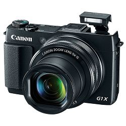 Canon PS G1X mkII, 12.8MP, 5x, 3