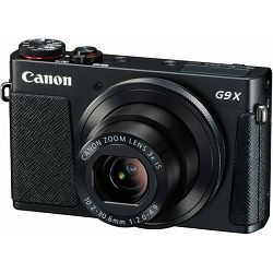 Canon PS G9X, 20MP, 3x (28-84mm), 3