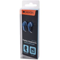 Blue Canyon fashion earphones