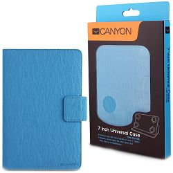 Blue color universal case with stand suitable for most 7