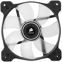 Corsair The Air Series SP 120 LED High Static Pressure Fan Cooling, White, Single Pack