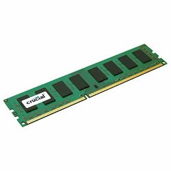 Crucial DRAM 16GB DDR4 2133 MT/s (PC4-17000) CL15 DR x8 Unbuffered DIMM 288pin, EAN: 649528773456