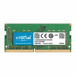 Crucial DRAM 16GB DDR4 2400 MT/s (PC4-19200) CL17 DR x8 Unbuffered SODIMM 260pin for Mac, EAN: 649528783325