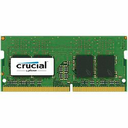 Crucial DRAM 4GB DDR4 2133 MT/s (PC4-17000) CL15 SR x8 Unbuffered SODIMM 260pin, EAN: 649528768360