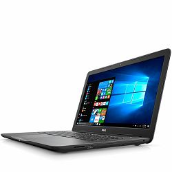 DELL Notebook Inspiron 5767 17.3 FHD (1920x1080), Intel Core i5-7200U(3M Cache, up to 3.10 GHz), 8GB, 1TB, AMD Radeon R7 M445 4GB, DVDRW, WiFi, BT, RJ-45, HD Cam, Mic, 2xUSB3.0, USB 2.0, HDMI, CR, L