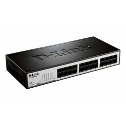 D-Link 24 10/100 Desktop Switch
