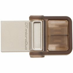 Kingston 16GB DT MicroDuo USB 2.0 micro USB OTG, EAN: 740617229189