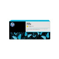 HP 771C 775-ml Yellow DesignJet Ink Cartridge