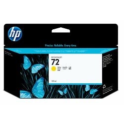 HP 72 130 ml Yellow Ink