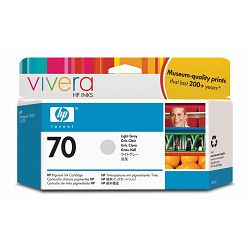 HP 70 130 ml Light Grey Ink