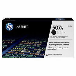 Toner black HP 507A za LJ Enterprise color M551