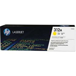 CF382A HP toner yellow, No. 312A, ispis 2700 str.