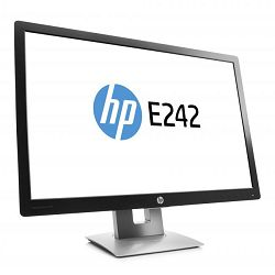 HP 24 Elite E242, LED,FHD,VGA, USB, 7ms