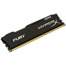 Kingston  8GB 2400MHz DDR4 CL15 DIMM HyperX FURY Black, EAN: 740617244359