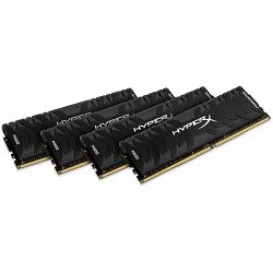 Kingston  32GB 3200MHz DDR4 CL16 DIMM (Kit of 4) XMP HyperX Predator, EAN: 740617258431