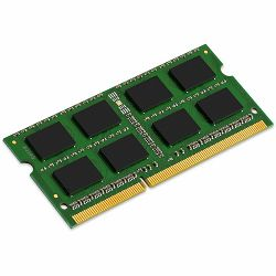 Kingston  4GB 1600MHz SODIMM Single Rank, EAN: 740617253702