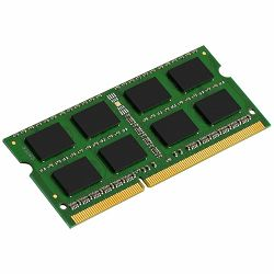 Kingston  8GB 1600MHz DDR3L Non-ECC CL11 SODIMM 1.35V, EAN: 740617219791