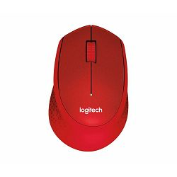 M330 silent plus RED wireless mouse