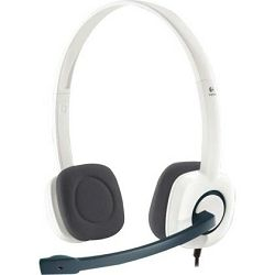 Logitech Headset H150 Cloud White