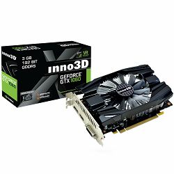 Inno3D Video Card GeForce GTX 1060 Compact 2