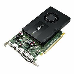 PNY Video Card QUADRO K2200 4GB PCIE X16 GEN2