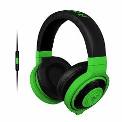 Razer Kraken Mobile -  Mobile Analog Headset (Neon Green)