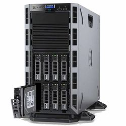 Dell PowerEdge T330 E3-1220v6/8GB/2x1TBSATA/DVDRW/H330/iDRAC8Exp/495W