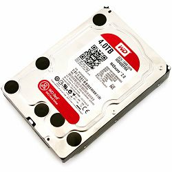 WD Red HDD Desktop (3.5, 4TB, 64MB, RPM IntelliPower, SATA 6 Gb/s)