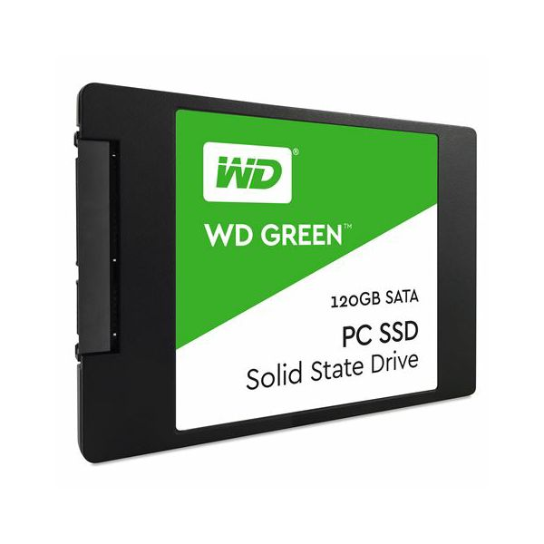 WD GREEN PC SSD 120 GB SATA  WDS120G1G0A