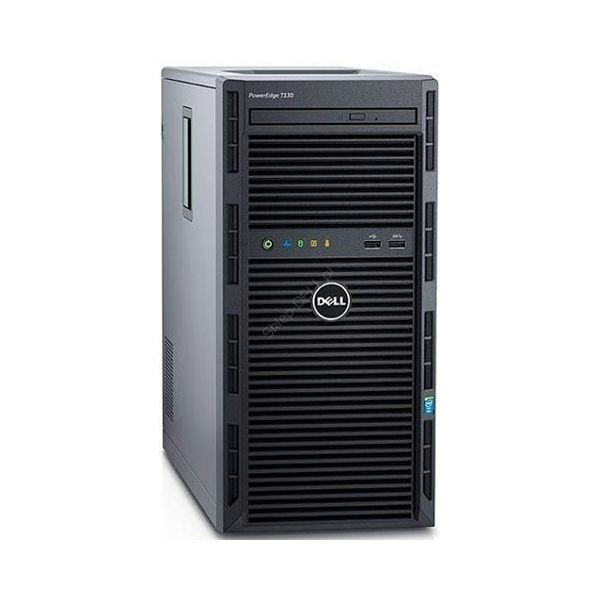 SRV DELL T130, E3-1230v6, 1x4TB HDD, 8GB MEM  PET1302C-1
